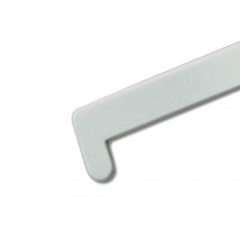 Заглушка для подоконника Кристаллит 700 мм мрамор