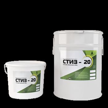 Оконный герметик СТИЗ 20 ЭКО комп (А+В), 33 кг