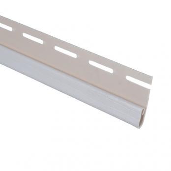 Финишная деталь Альта профиль Т-14 3,66 м, белая